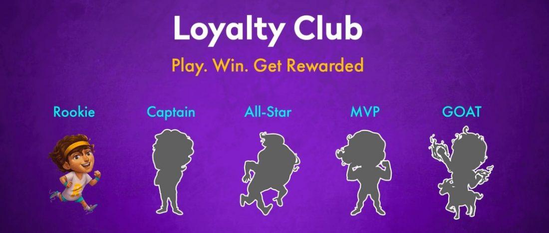 Casino 360 Loyalty Club