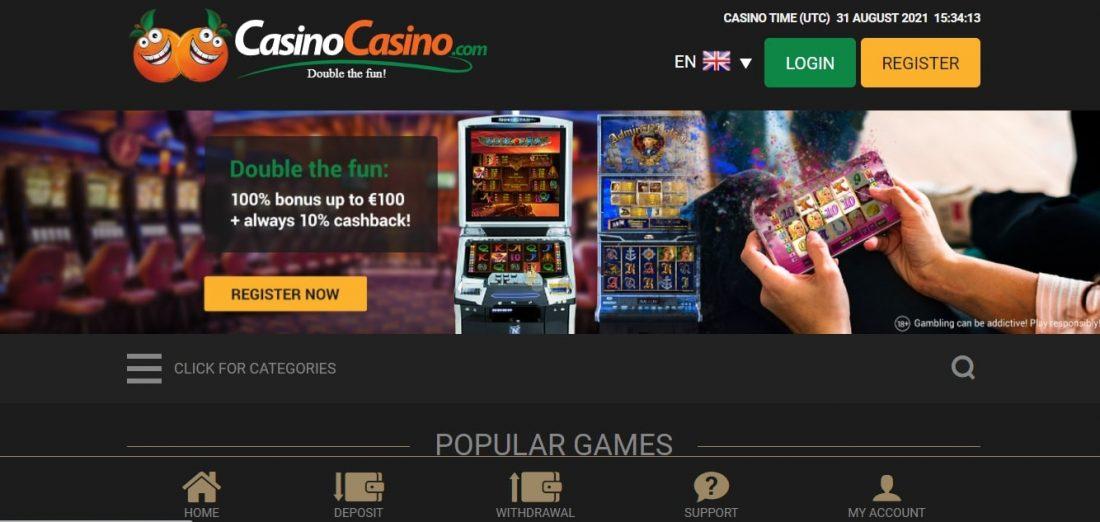 CasinoCasino Bonuses