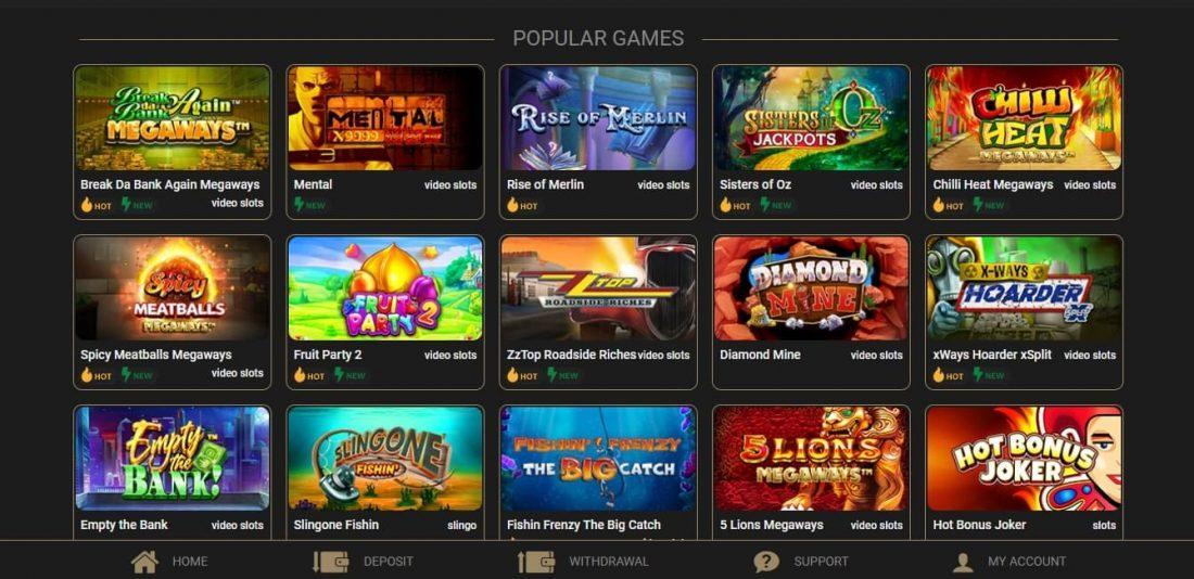 CasinoCasino Games