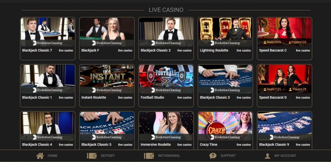 CasinoCasino Live