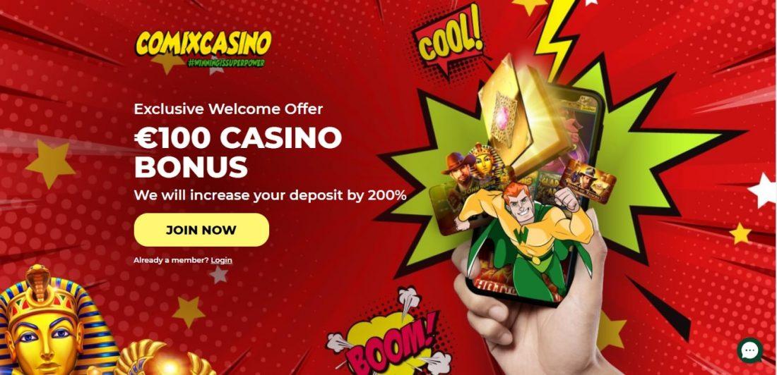 Cosmix Casino