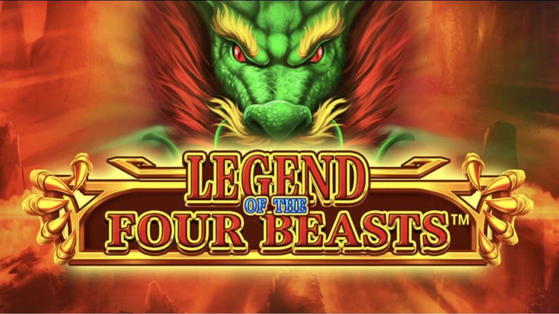 Legend of the Four Beasts Slot Machine