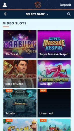 Loyal Casino Mobile App