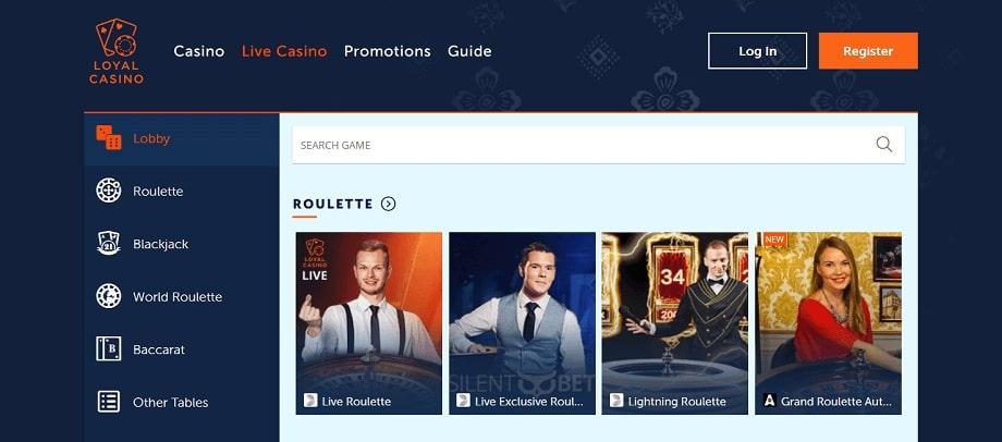 Loyals Casino