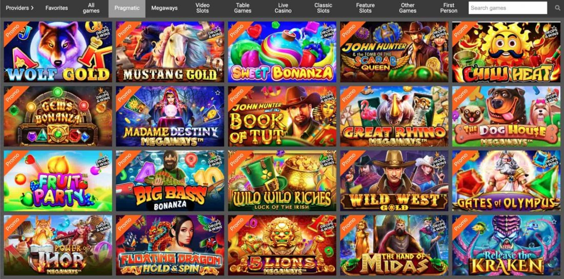 LSBet Casino Games