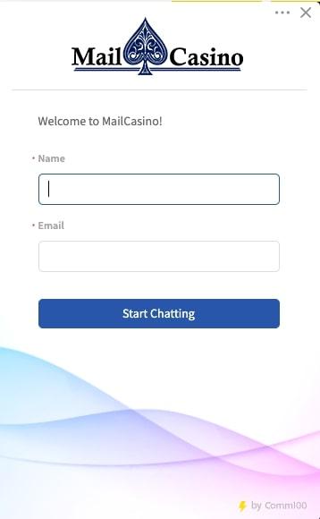 Mail Casino Customer Support