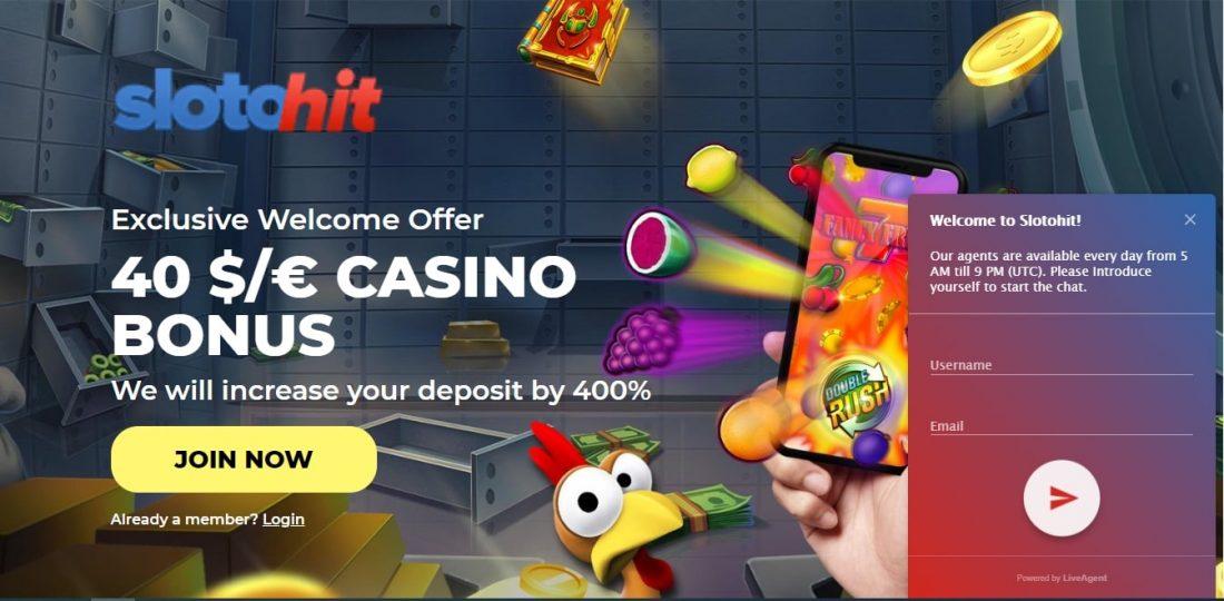 Slotohit Casino Customer Support