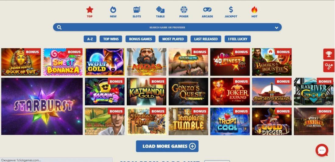 Slotohit Casino Games