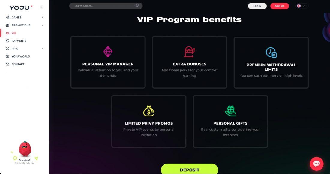 Yoju VIP Program