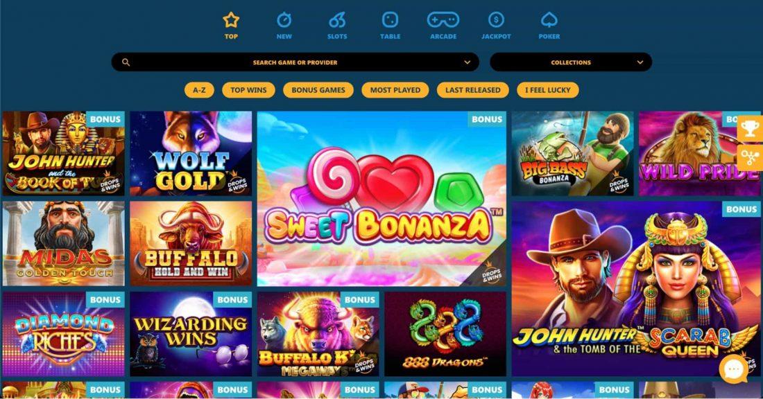 ArrmedBet Casino Games