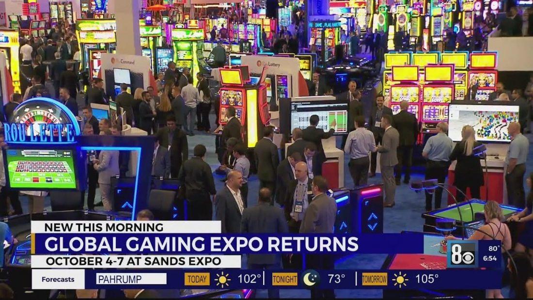 Global Gaming Expo Back in Las Vegas