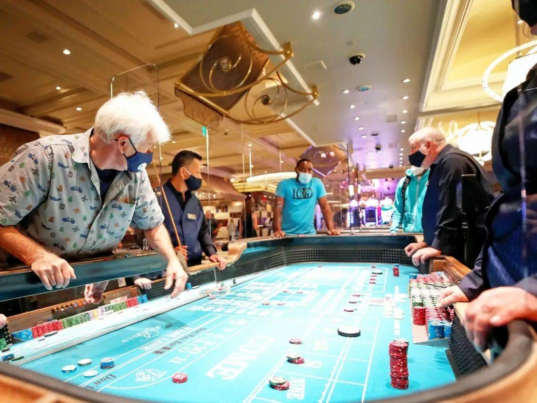 Perth's Crown casino