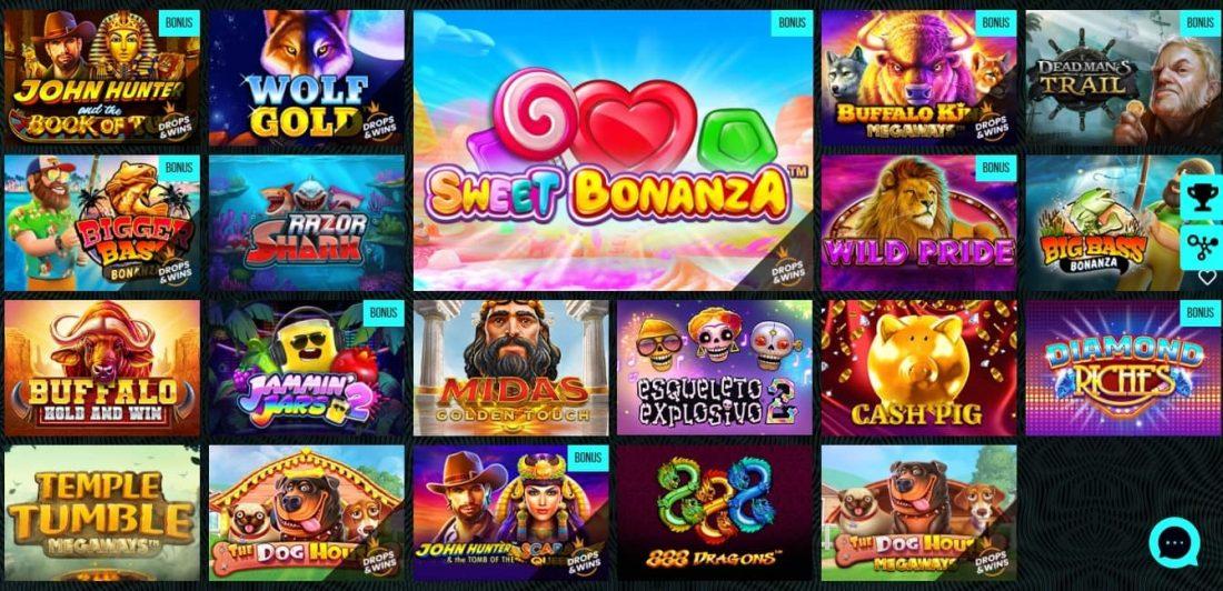 Stakezon Casino Games