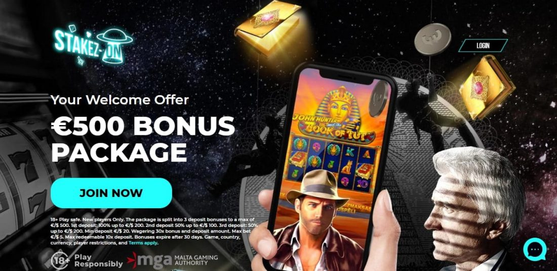 Stakezon Casino Review