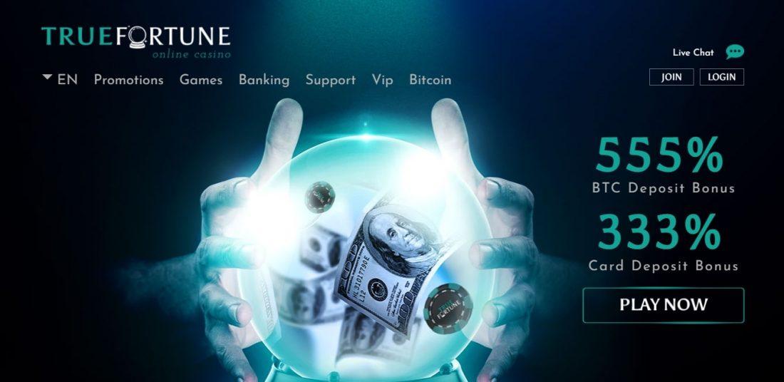 True Fortune Casino